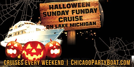 Halloween Sunday Funday Cruise on November 1st tickets