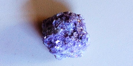 ONLINE Class: Easing Anxiety & Restoring Calm with Lepidolite tickets