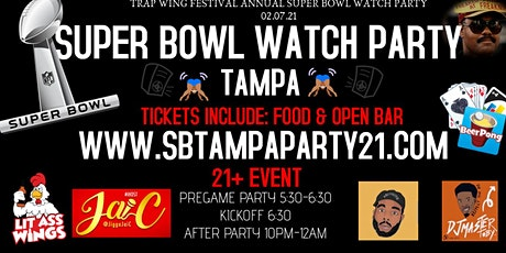 Super Bowl Watch Party Tampa tickets