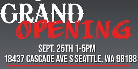 Saddle up and ride on over to The Content Specialist GRAND OPENING tickets