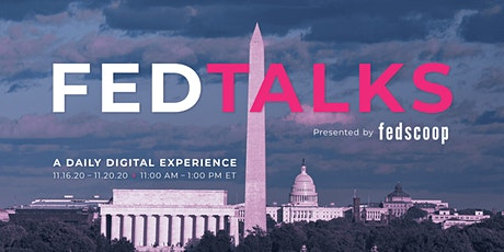 FedTalks 2020 tickets