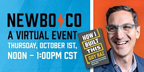 Guy Raz Virtual Event tickets
