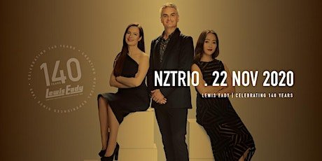 Lewis Eady 140th Anniversary Celebrations with NZTrio tickets