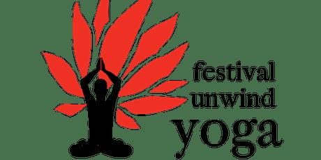 2020 Lotus Festival Unwind Yoga tickets
