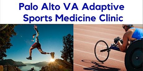 Palo Alto VA Adaptive Sports Virtual Workshop tickets