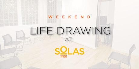 *Virtual* Life Drawing @ Solas Studio tickets