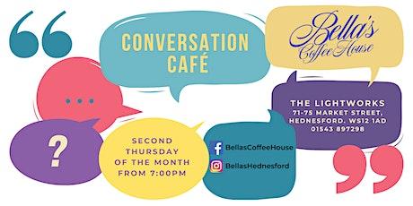 Bella's Conversation Cafe tickets