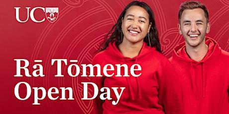 Open Day | Rā  Tōmene - Staff Volunteers 2020 tickets