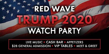 Red Wave Watch Party tickets