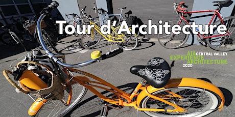 Tour d'Architecture Bike Tour tickets