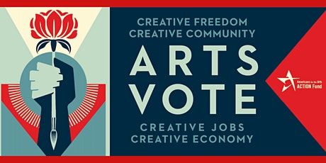 Arts Vote: 2020 Election tickets