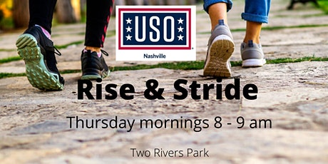Rise & Stride tickets