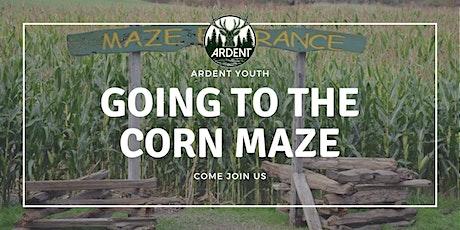 Ardent Youth Corn Maze Kickoff tickets