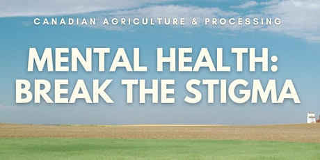 PPAA Webinar: Mental Health and Agriculture tickets