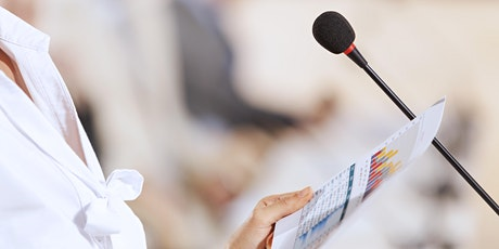 An Introduction to Public Speaking: Sharing what you Believe tickets