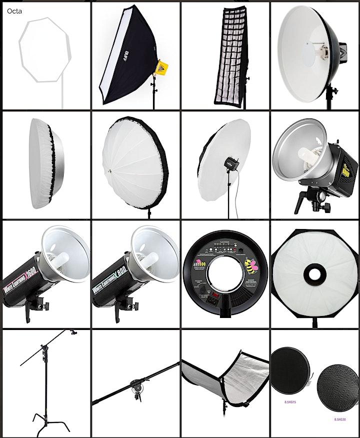 Introduction to Studio Equipment image