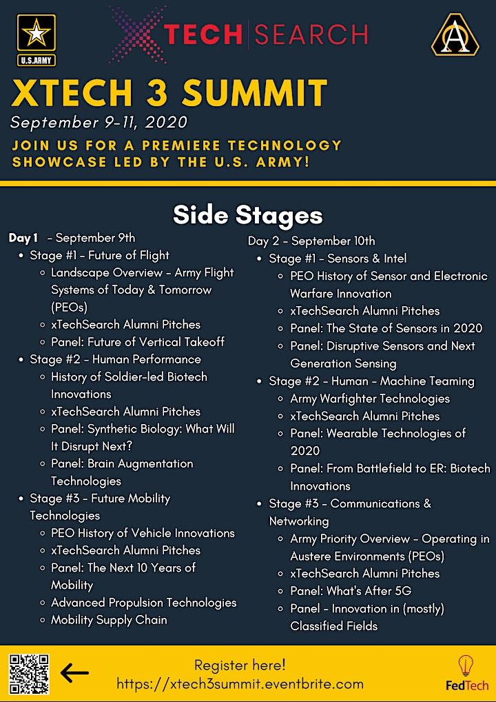 xTech 3 Summit image