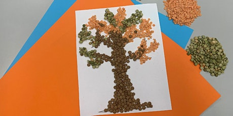 Kids' Spring School Holiday Event: Seed Mosaics - Online (school years K-6) tickets