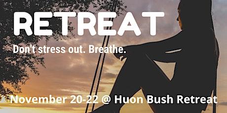 Health Retreat Hobart tickets