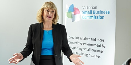 VSBC Update | Supporting Small Business during COVID-19 tickets