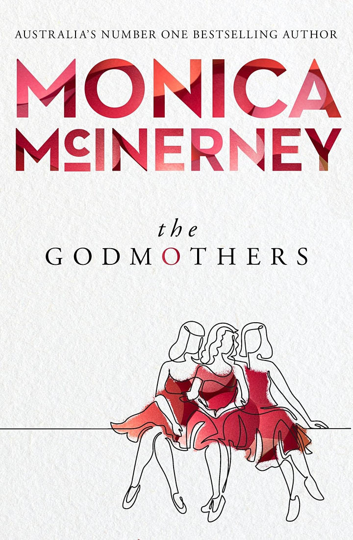 Meet the Author: Monica McInerney 'The Godmothers' image