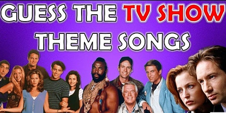 TV Theme Song Music Trivia! tickets