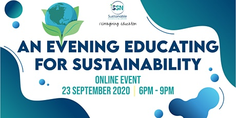 Educating for Sustainability in Queensland tickets