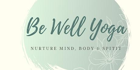 Yin & Yoga Nidra tickets