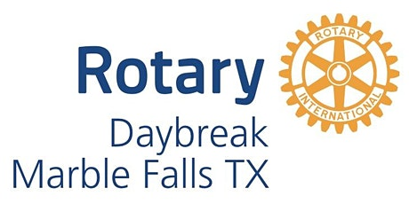2020 Marble Falls Daybreak Rotary - Sporting Clays Shoot tickets