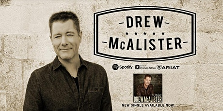 Up Close and personal with Drew McAlister tickets