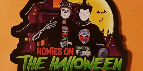 Homies on the Halloween Run tickets