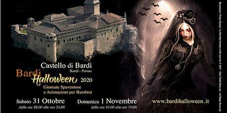 Rocca di Bardi - Halloween 2020 biglietti
