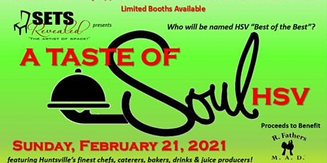 "VENDOR: ""Taste of Soul"" - HSV tickets"