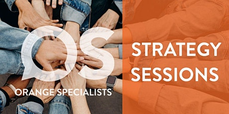 Strategy Session | Virtual Small Groups tickets