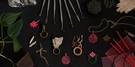 WORKSHOP | Lost Wax Casting Pendant or Ring with Olesya Zolotaya tickets