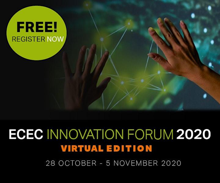 ECEC Innovation Forum 2020 - Virtual Edition image