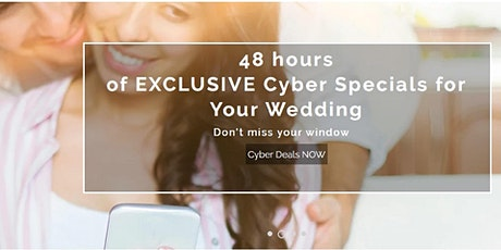 Cyber Monday Bridal Expo tickets