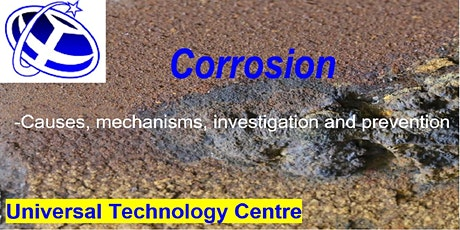 Corrosion engineering - causes and prevention tickets