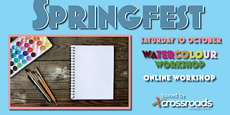 Springfest: Watercolour Workshop tickets
