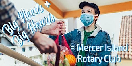 Mercer Island Rotary Fundraising Event tickets