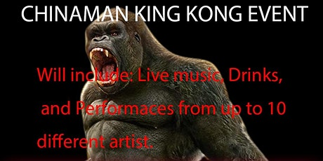 China King Kong & friends shooting event tickets