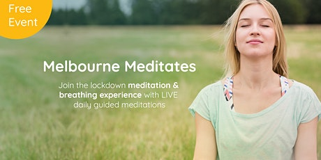 Melbourne Meditates tickets