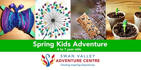 Kids Spring Adventure Activities tickets