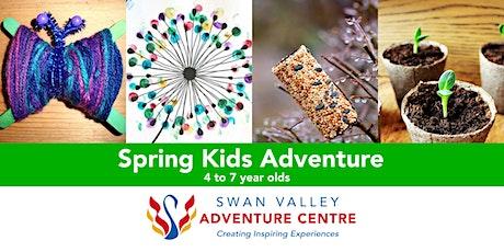 Kids Spring Adventure Activities tickets