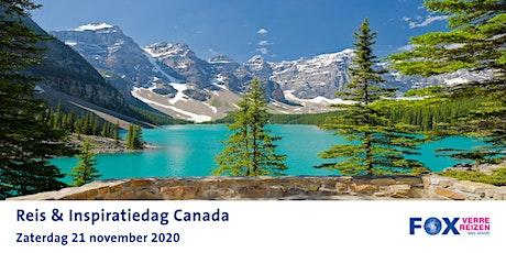 Reis & Inspiratiedag Canada tickets