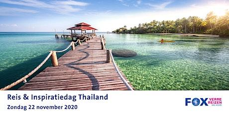 Reis & Inspiratiedag Thailand tickets