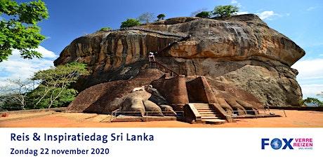Reis & Inspiratiedag Sri Lanka tickets