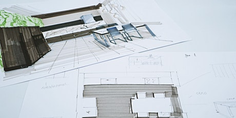Sketching Interiors from Hand-Rendered Floor Plans tickets