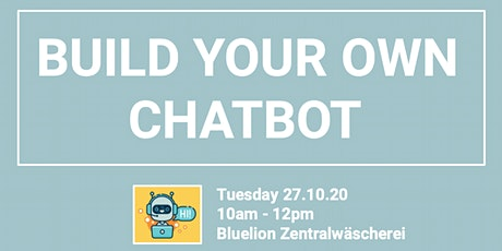 Build your own ChatBot tickets