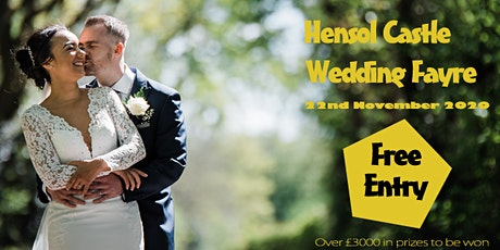 Hensol Castle Wedding Fayre  22 November 2020 tickets